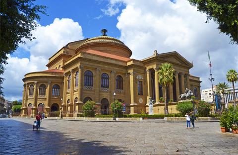 City Break Palermo